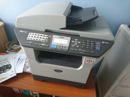 imprimante multifonction laser noir