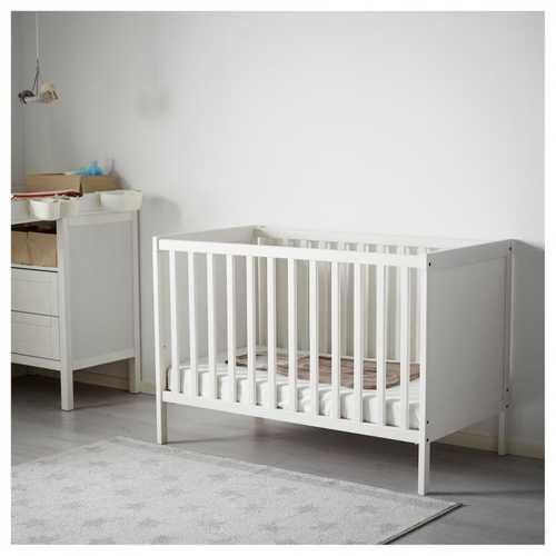 Lit Ikea SUNDVIK + Matelas