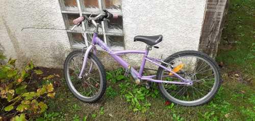 vélo 20 pouces