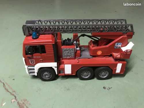 Camion de pompier - Jeu pour enfant