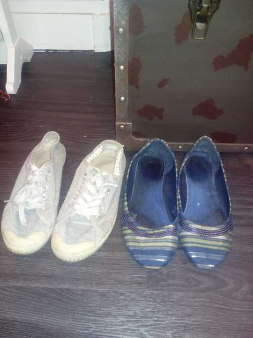 Lot chaussures femme taille 37