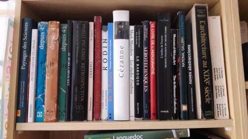 livres d'art et beaux livres