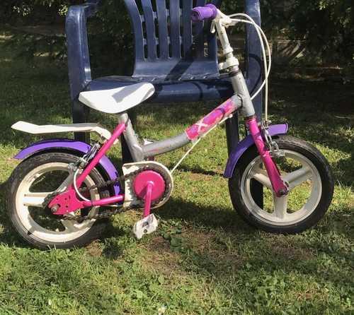 Vélo petite fille