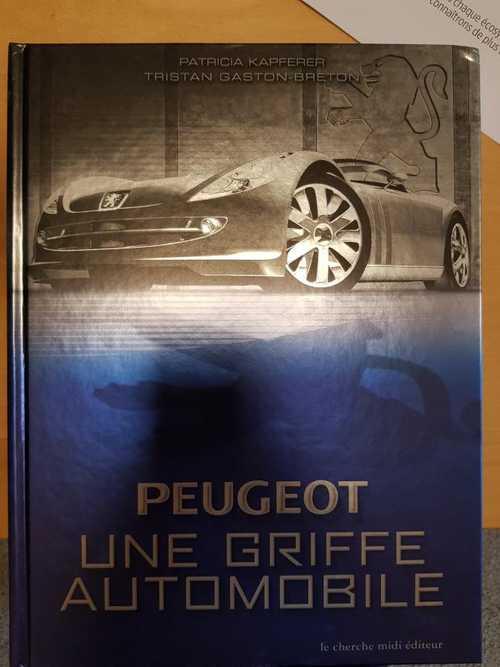 Beau livre Peugeot