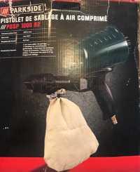 Pistolet de sablage à air comprimé