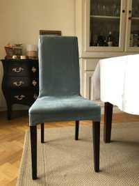 3 chaises salle à manger pied en bois