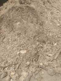Terre de remblais argileuse