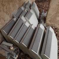 Donne 12 radiateurs à gaz Auer