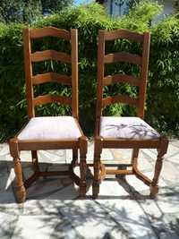 8 chaises
