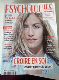 Lot de Psychologie Magazine