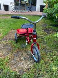 Tricycle rouge vintage