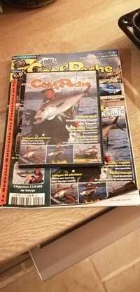 Magazine côté pêche + DVD
